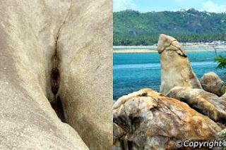 Coba Tebak, Batu Kelamin ini di Thailand Atau Madura