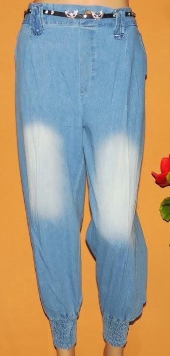 Grosir kulot jeans washed CKJ201