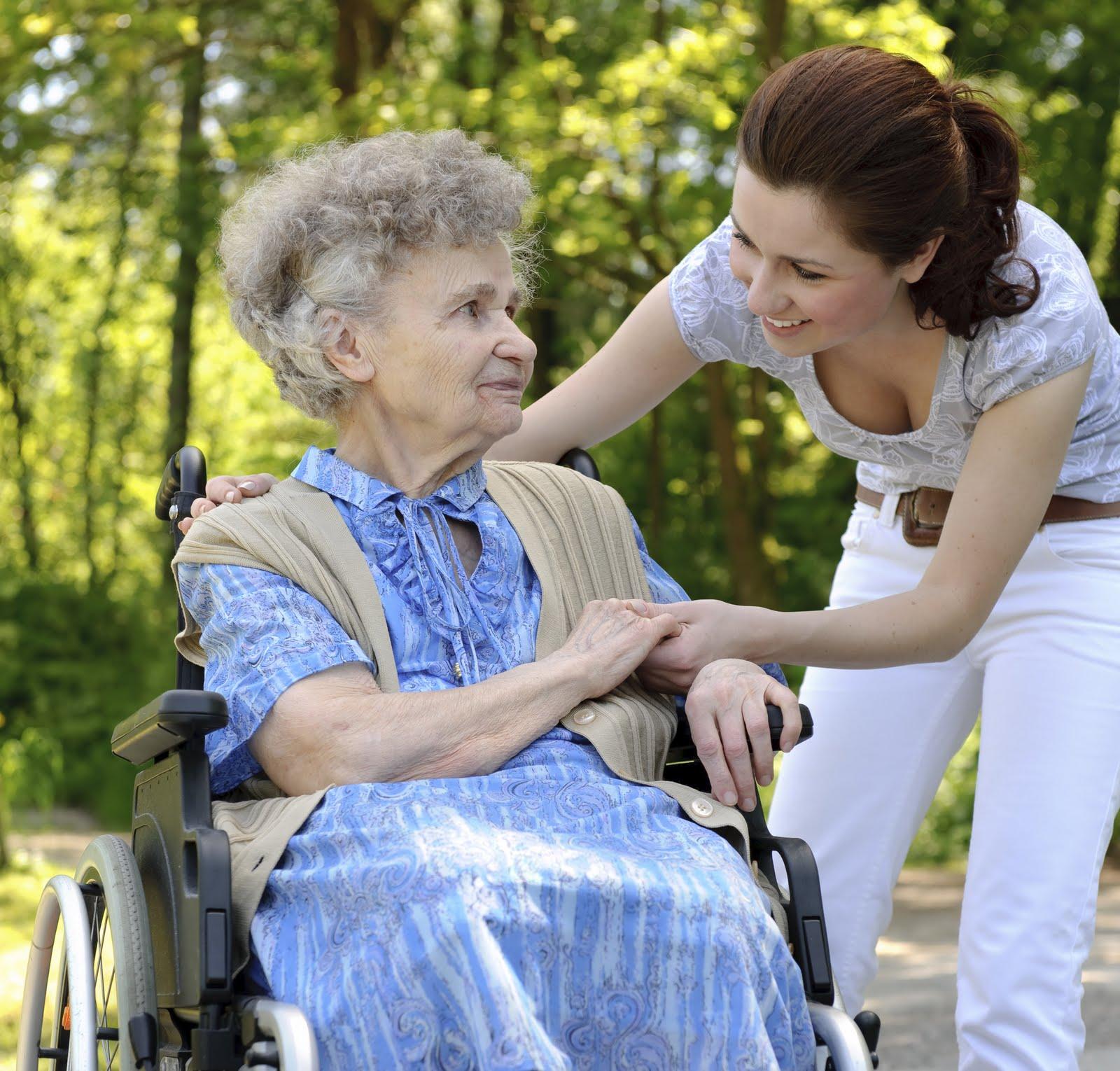 Pflegesachleistungen und Pflegegeld Nufringen