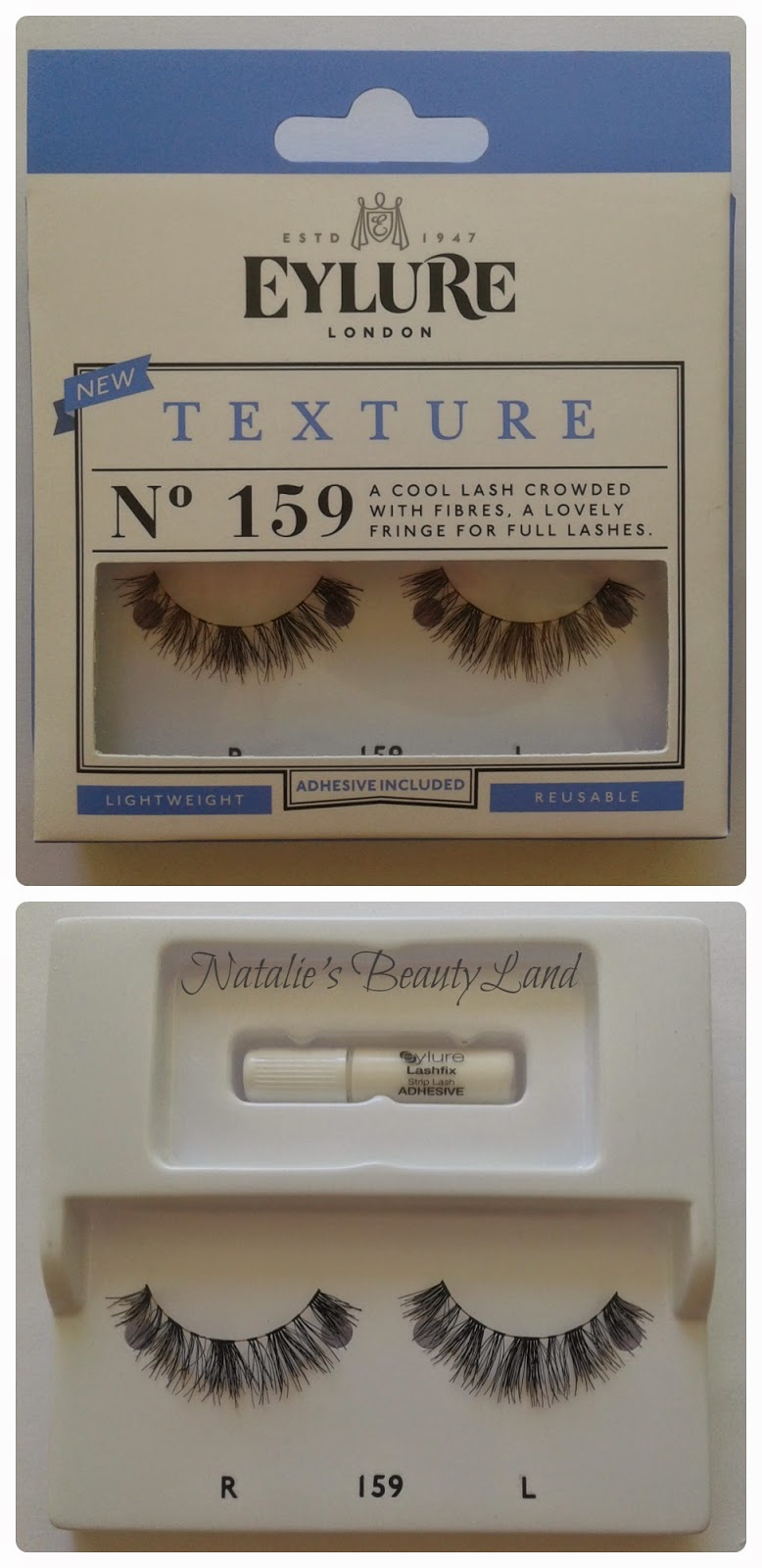 Eylure eyelashes for nye {gr}