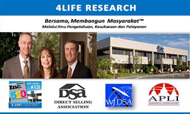 4Life - companie acreditata in intreaga lume