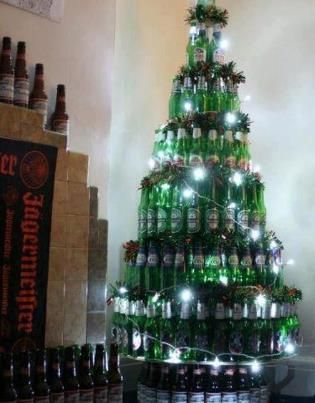 "Ёлка ""Heineken"""