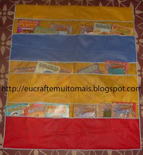 Painel Para Colocar Livros De Hist  Ria Infantil
