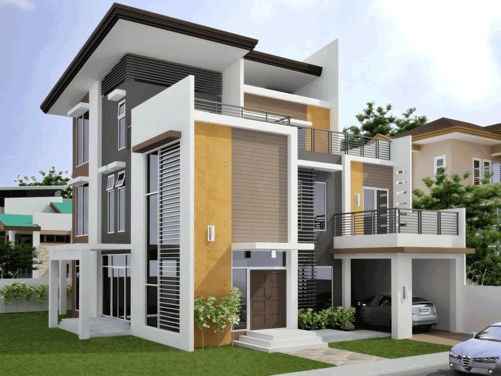 model rumah minimalis type 70