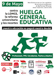 HUELGA GENERAL EN LA EDUCATIVA 9 DE MAYO