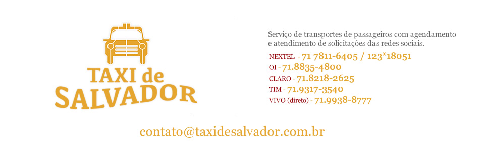 Taxidesalvador