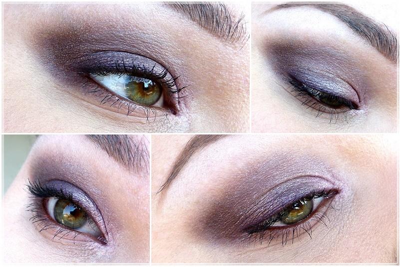 rauchiges Augen Make up mit KIKO