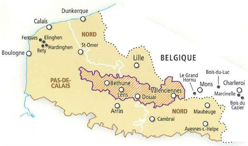 Ville Belge La Plus Proche De Oignies