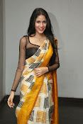 Lavanya Tripathi glam pics in saree-thumbnail-5