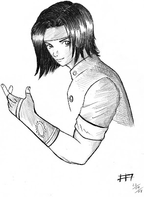 Kyo Kusanagi