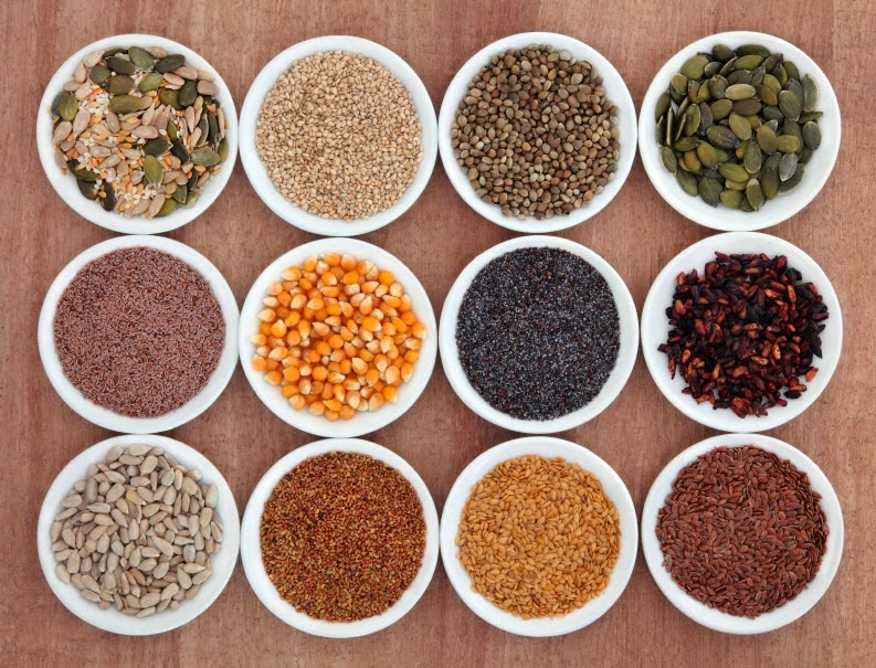 Health Benefits and Recipes of Seeds