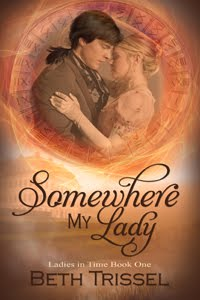 SOMEWHERE MY LADY (LADIES IN TIME)