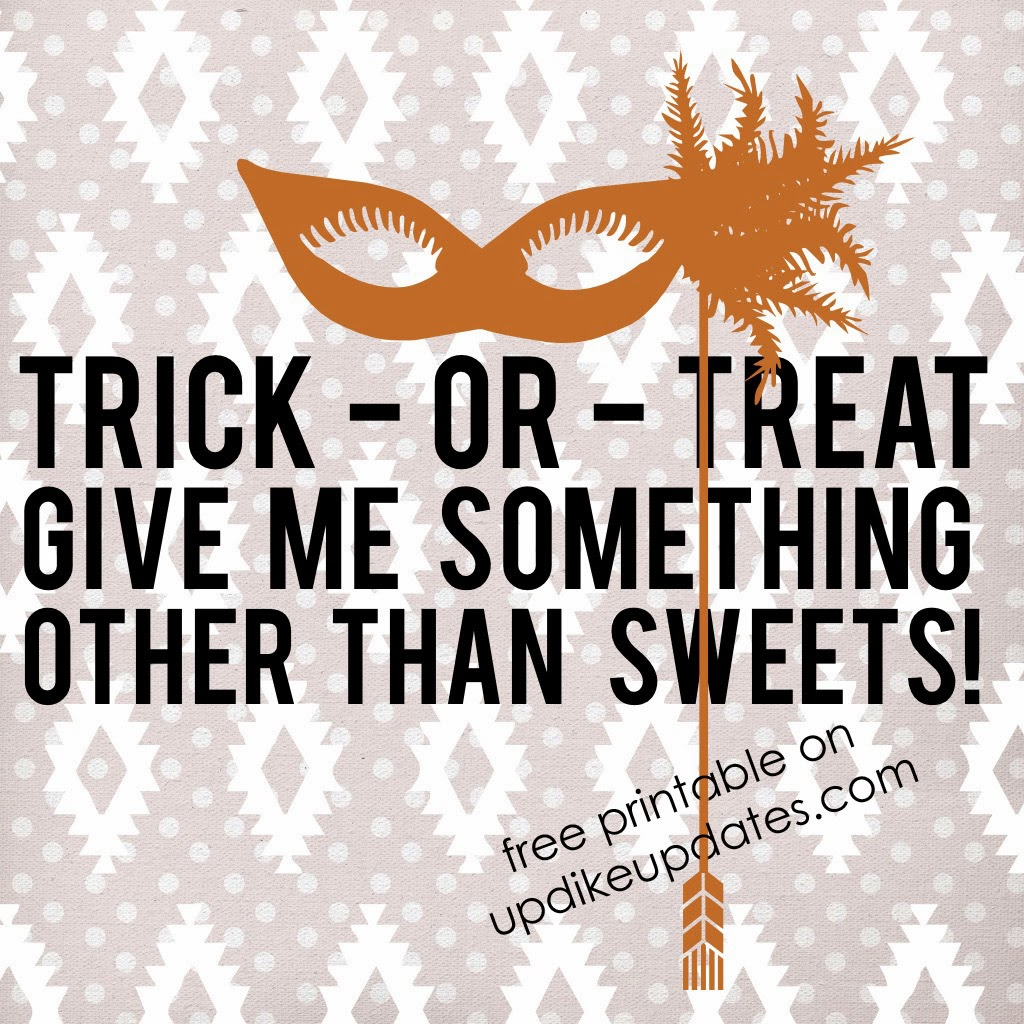 an argument against trick or treating on halloween Halloween strikes fear into parents' hearts for reasons that have nothing  health  officials are warning against letting kids scoop up candy with their  in bobtown,  pa, spooked officials have banned trick-or-treating altogether.
