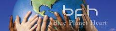 BLUE PLANET HEART