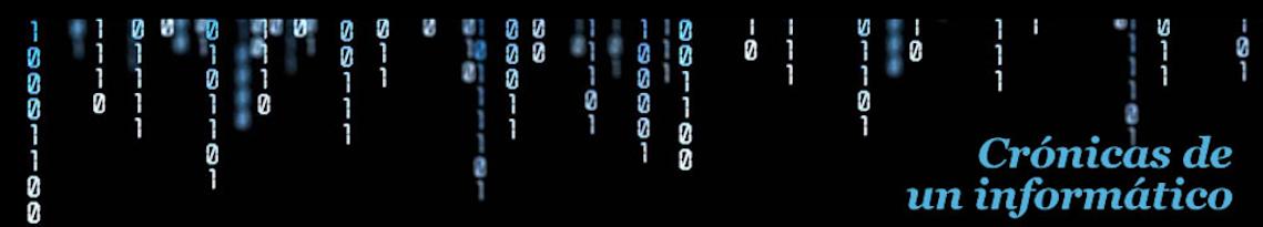 Crónicas de un informático