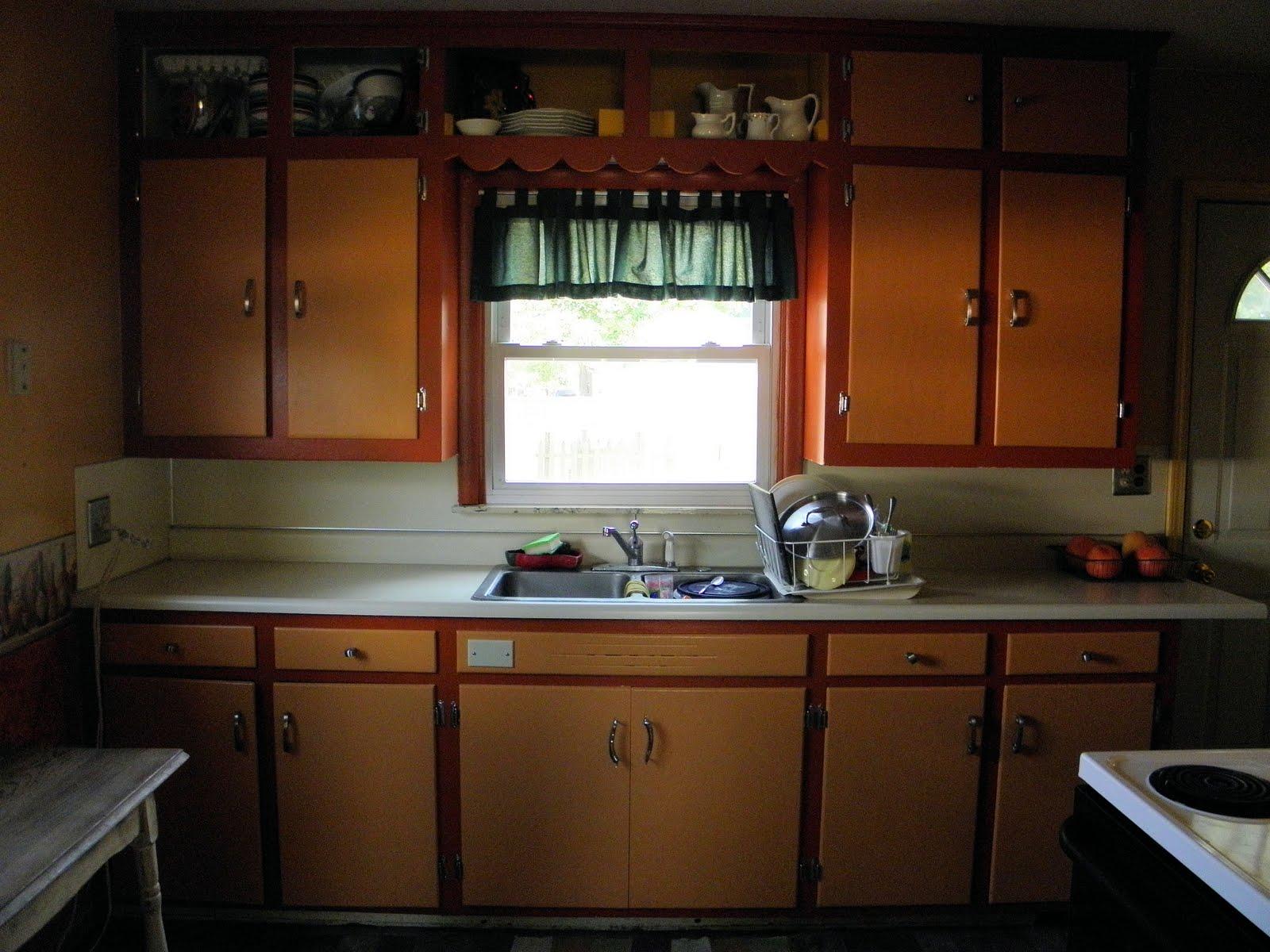 Shabby Love: Stripping Kitchen Cabinets Tutorial