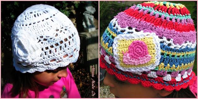 Crochet Hat #4 - Häkelmütze die 4.