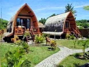 Hotel Murah Gili Trawangan - Coconut Dream Bungalow