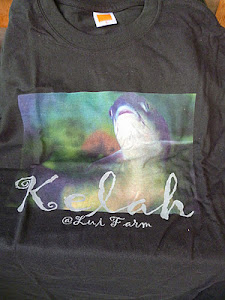 Kelah t-shirts