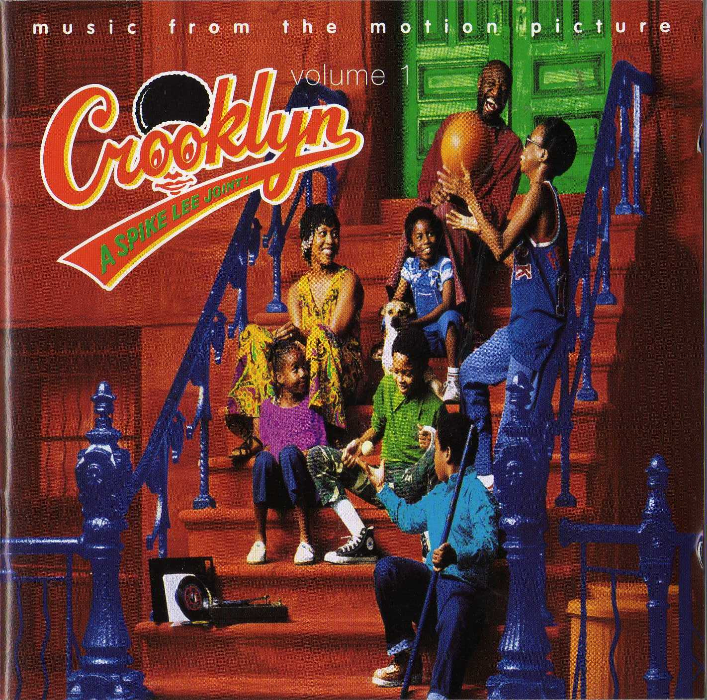 Various - Crooklyn Volume II - Music From The Motion Picture