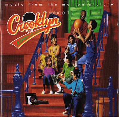 Various – Crooklyn Volume 1 – Music From The Motion Picture (1994) (CD) (FLAC + 320 kbps)