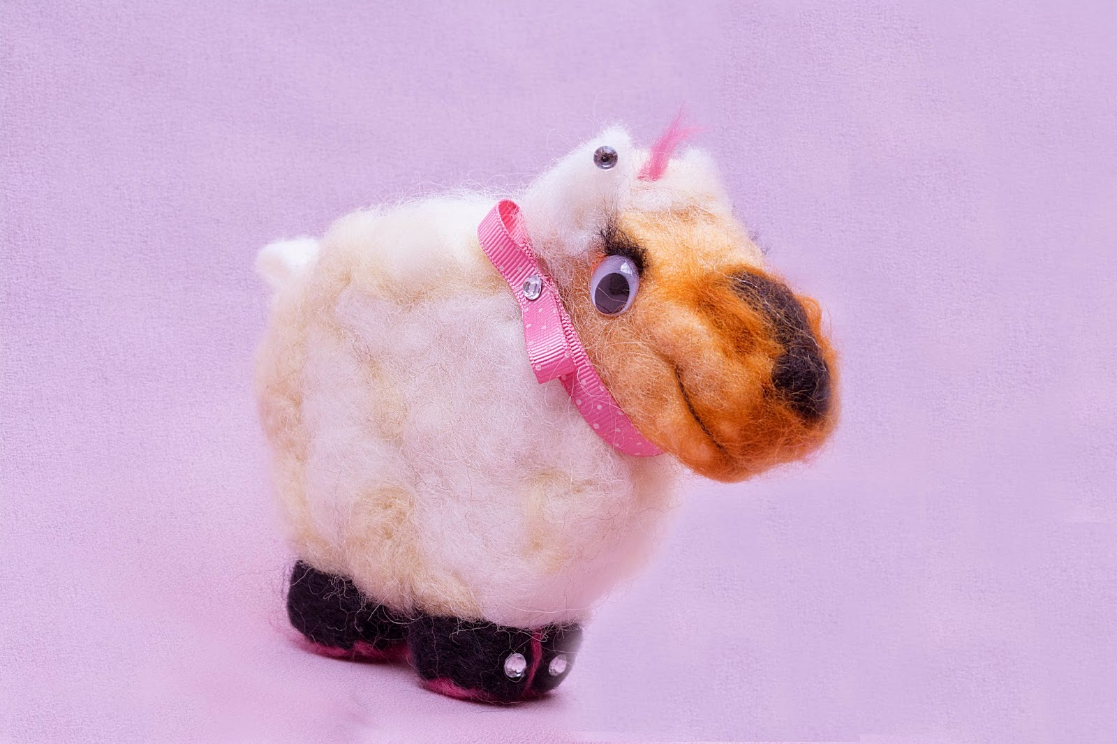 Animal felting