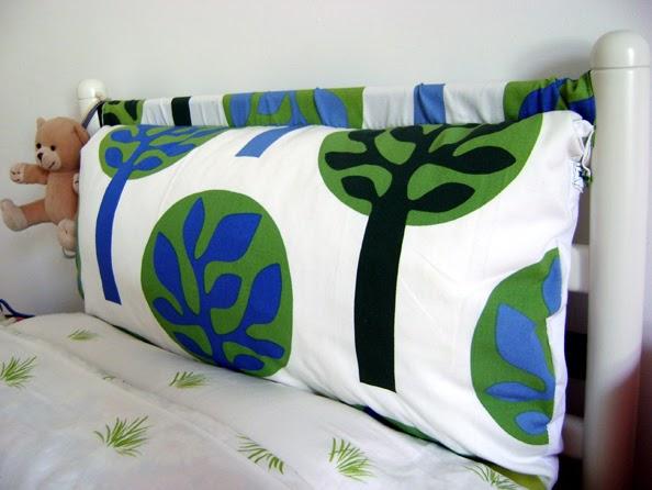 A zonzo per idee copri divano e testiera con ikea - Cuscini testata letto ...