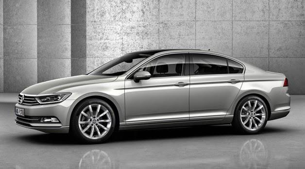 VW Passat AÑO 2015