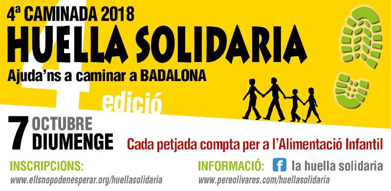 4ª Caminata Huella Solidaria
