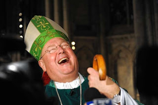 New York's Cardinal Timothy Dolan