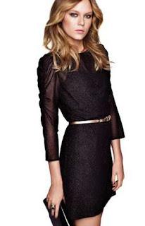 شراء فستان سهرة اسود