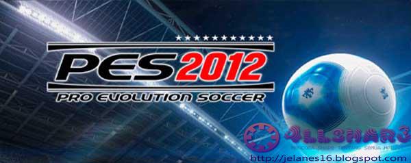 2012 atau pro evolution soccer 2012 siapa yang tidak kenal dengan game