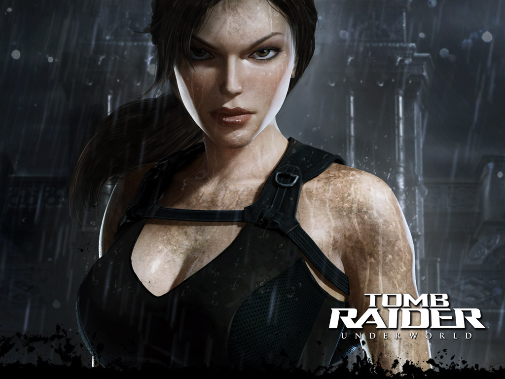 Tomb Raider HD & Widescreen Wallpaper 0.337479804985585