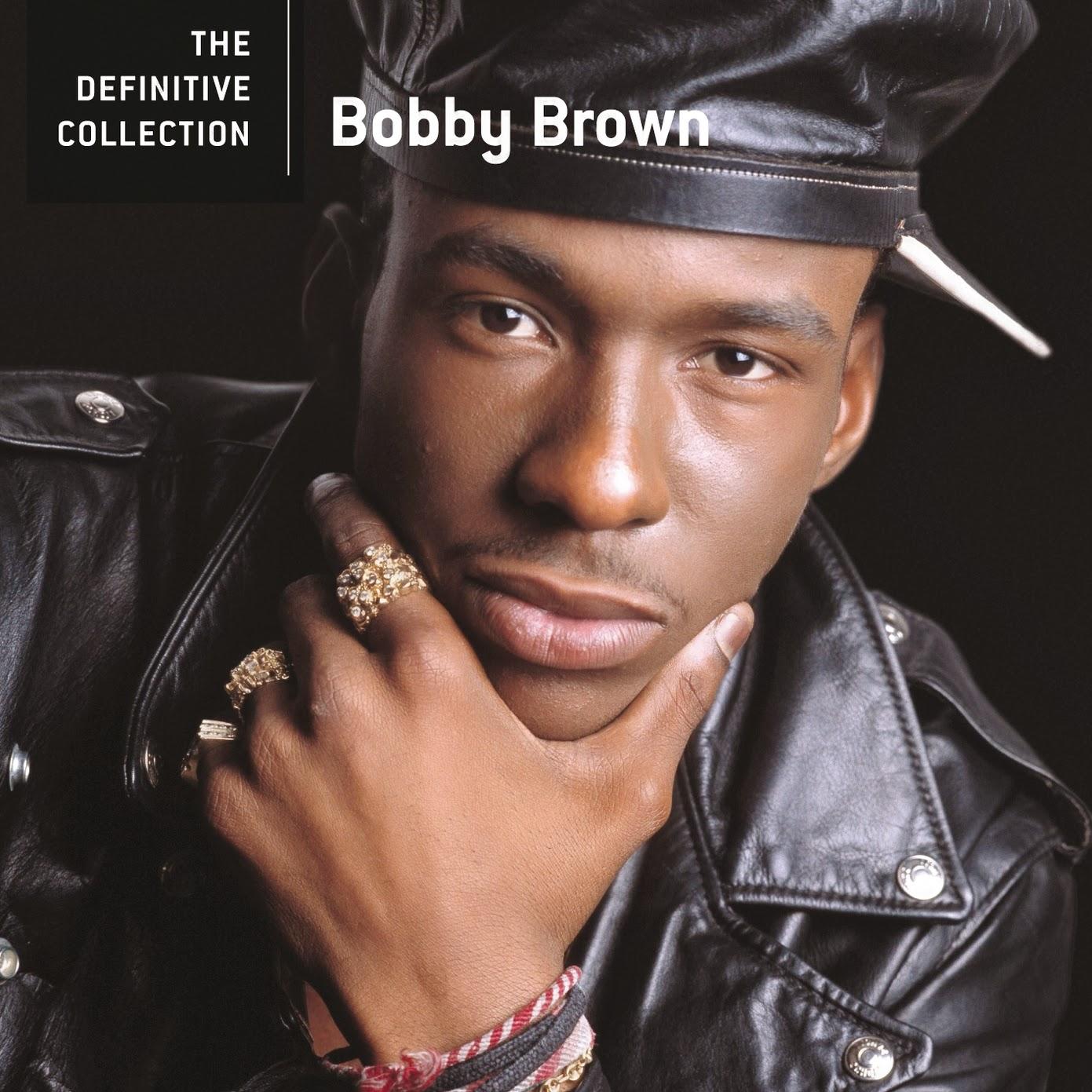 Bobby Brown - Feelin' Inside