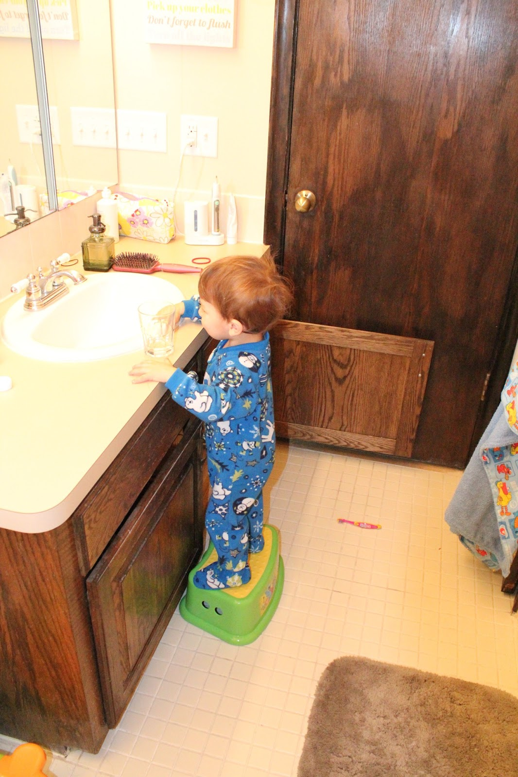 Montessori Home Toddler S Bathroom