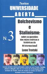 Bolchevismo e Stalinismo: Sobre a Questão das Raízes Teóricas...