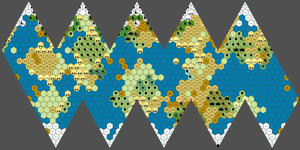 Roleplay geek rpg mapping tools part 4 planet and star maps inkwell ideas icosahedral world generator gumiabroncs Choice Image