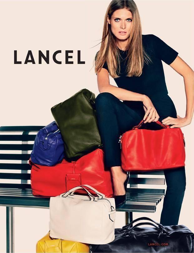 Lancel Fall/Winter 2015 Campaign