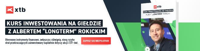 Rusza kurs inwestowania długoterminowego z Albertem Rokickim!