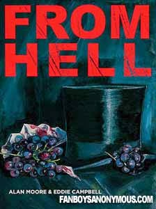 from hell alan moore eddie campbell graphic novel comics jack the ripper murder explicit