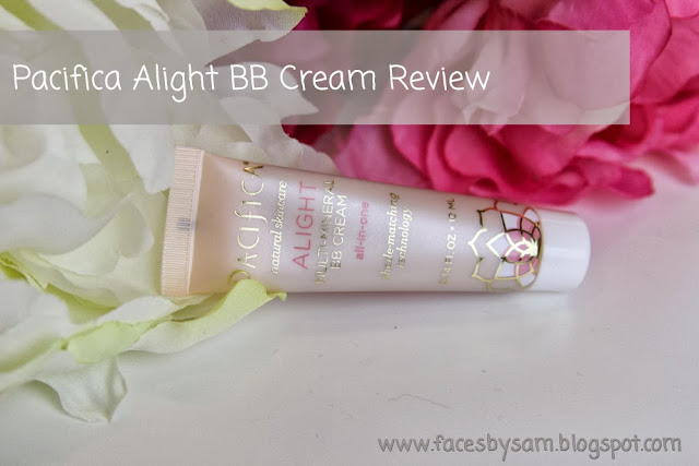 Pacifica Alight Multi-Mineral BB Cream Review
