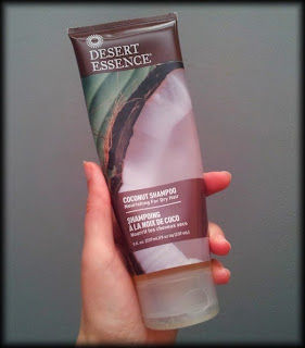 Coconut Shampoo Desert Essence