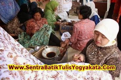 Wisata Belajar Batik Jogjakarta