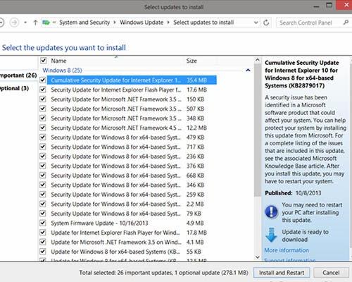 Cara Update Windows 8 ke Windows 8.1 di Komputer