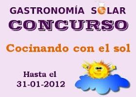 Concurso Gastronomía Solar