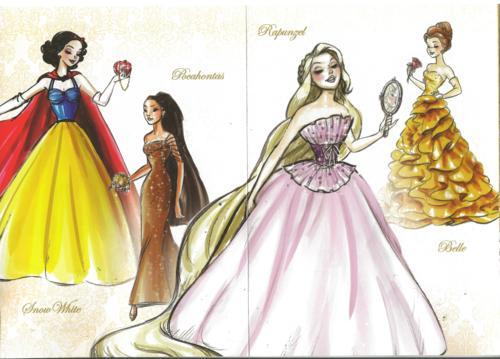 tales of faerie disney princess designer collection
