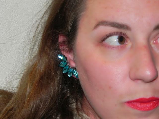 DIY Ear Clips Ear Cuffs