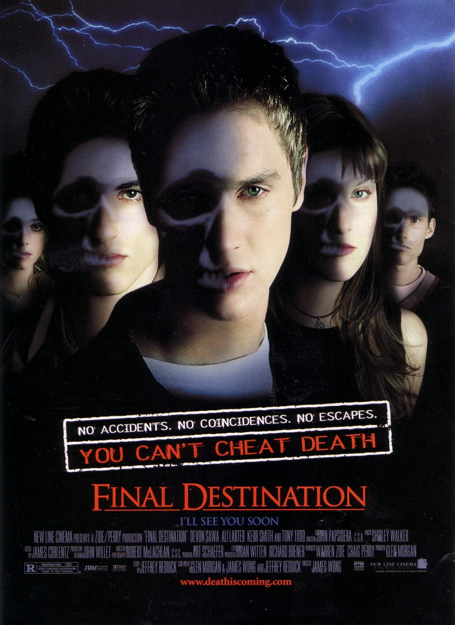 Watch Final Destination Movie Online Free 2000