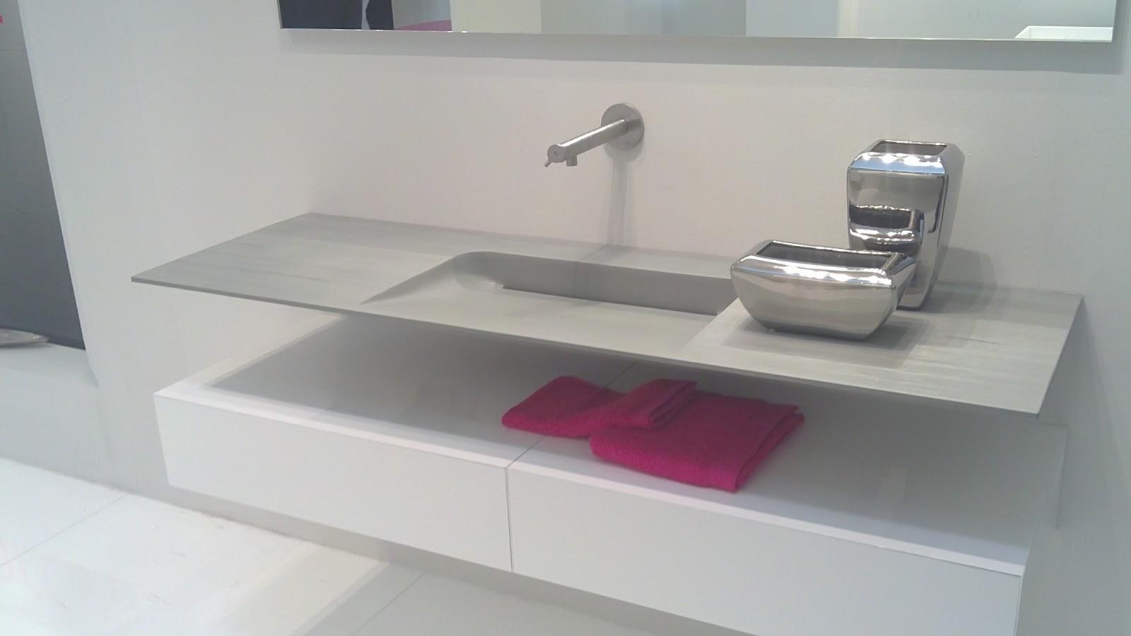 Luxe bath ba os decoraci n y estilo 11 01 2011 12 01 2011 - Encimeras de cemento ...