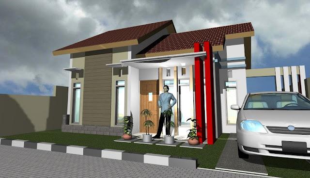 gambar desain rumah minimalis tipe 36 terbaik 2014